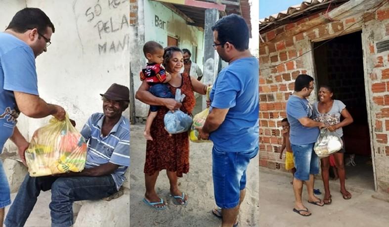 Natal Solidário Deon Motos acontece desde 2013
