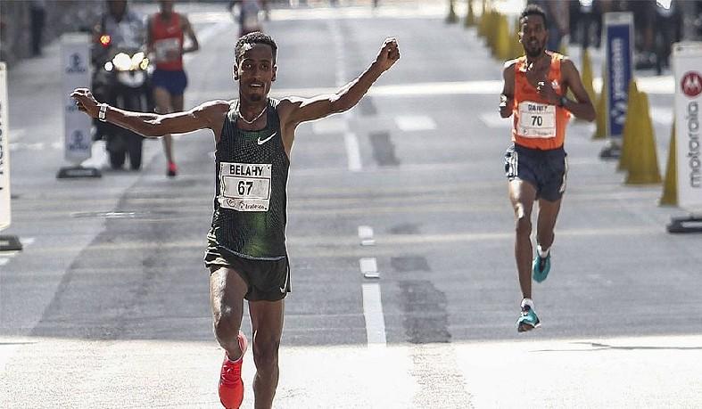 Africanos dominam São Silvestre; brasileiros chegam em 8º