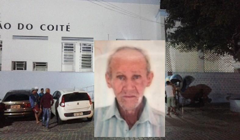 Idoso estava internado no Hospital Regional de Conceição do Coité
