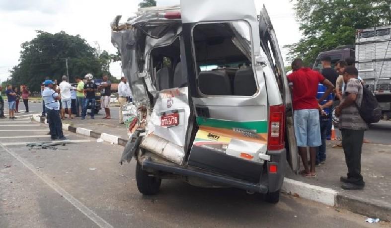 As causas do acidente são desconhecidas
