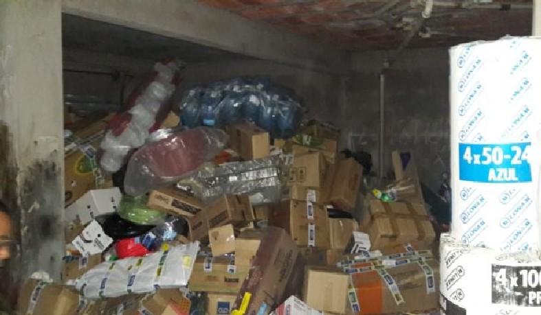 Carga recuperado em Coité avaliada em meio milhão