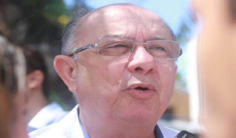 Ex-prefeito de Feira de Santana, José Ronaldo