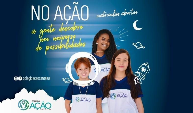 Compareça na sede da instituição que fica localizada na Rua José Alves de Góes, 265, e garanta o futuro de sucesso do seu filho (a).