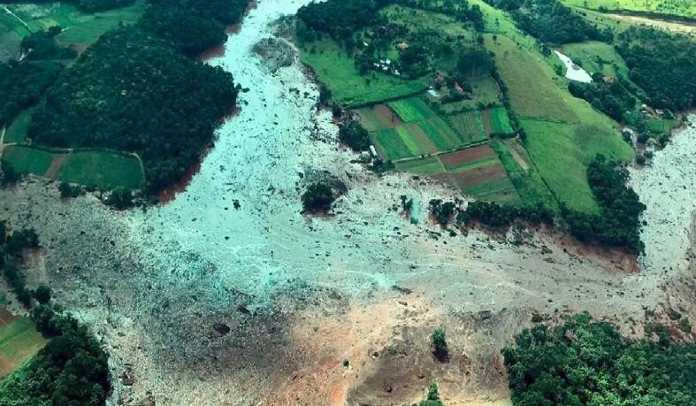 Foi detectado um aumento dos níveis de água nos instrumentos que monitoram a barragem VI, de acordo com a Vale