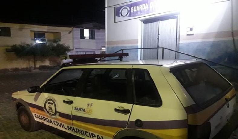 Fiat Uno teve o motor fundido (batido)