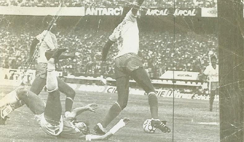 Tricolor fez história ao segurar o Inter no Beira-Rio e faturar o título de 1988