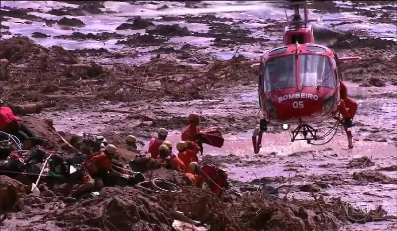 Segundo o último boletim divulgado pela Vale, 171 pessoas estão mortas e 139 estão desaparecidas.