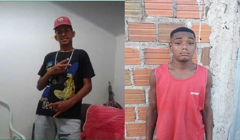 Marcílio da Silva Passos e Manoel Pereira Souza
