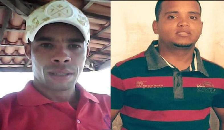 Leomar Brito e Murilo Souza morreram após explosão em mina