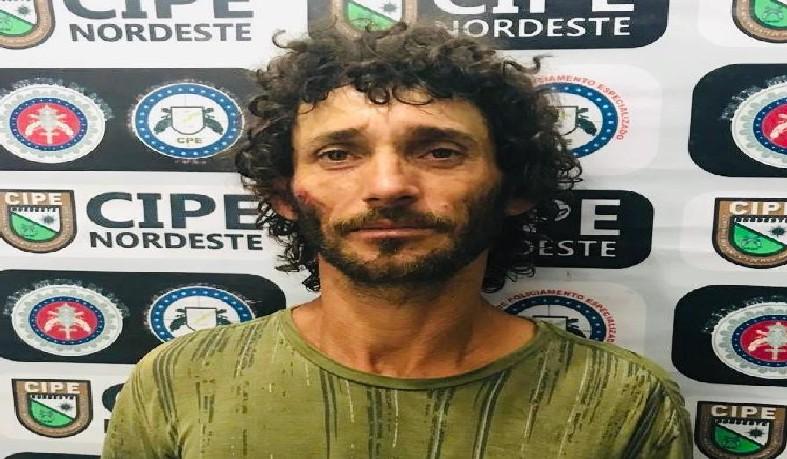 Homem foi preso com drogas em Coité