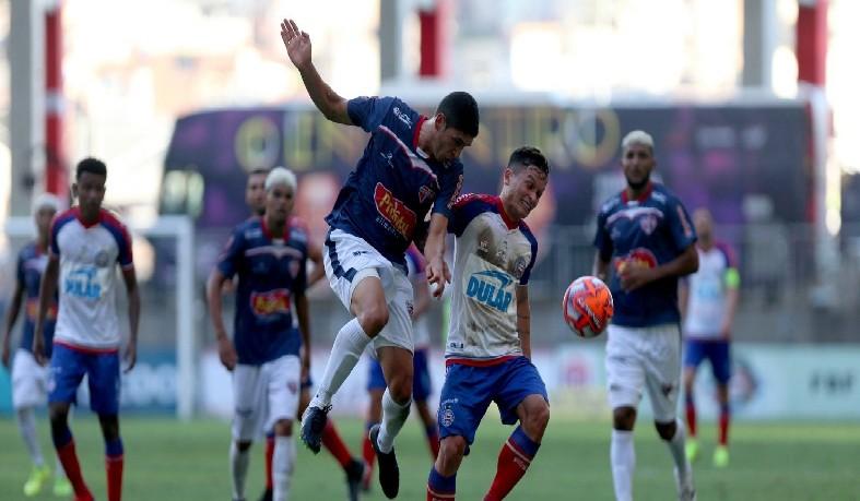 A equipe do técnico Roger Machado venceu o confronto pelo placar agregado de 3 a 1.