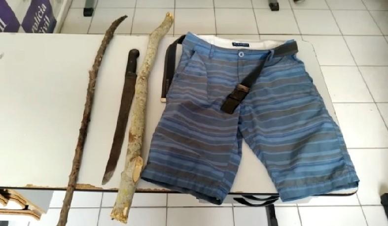 Homem é preso suspeito de assassinar idosa a facadas em Teofilândia