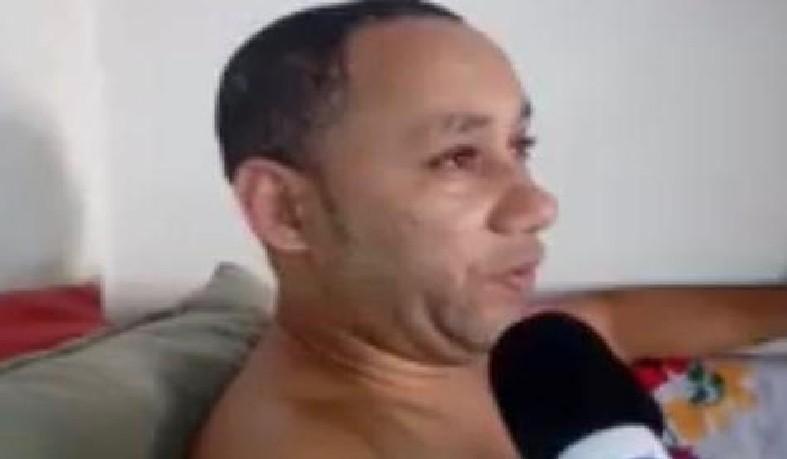 """Renivan dos Santos Moreira, conhecido como """"Licuri"""""""