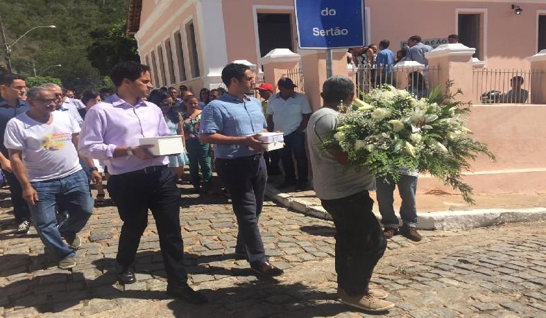 Eles morreram em um grave acidente no último dia 08 na Itália.