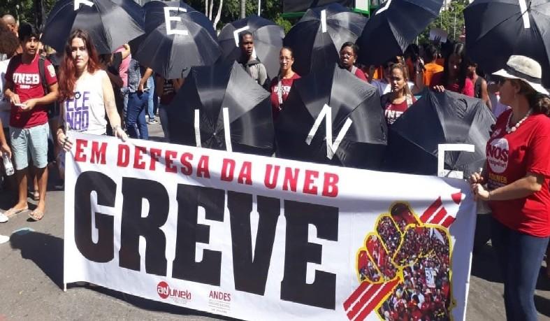 oram mais de R$ 40 milhões cortados de instituições na Bahia, com mais de 80 bolsas de estudo suspensas