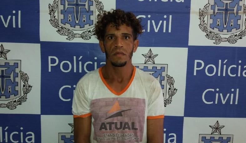 Conforme a Polícia Civil, homem cometeu crime porque a vítima reagiu a tentativa de assalto.