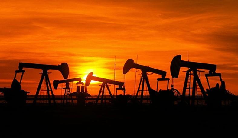 Campo terrestre de exploração de petróleo da Petrobras no Nordeste