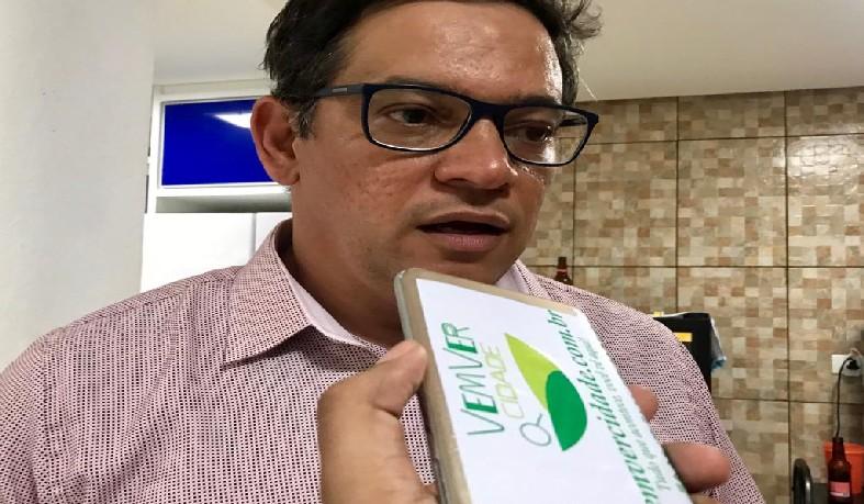 Erivaldo Carvalho, prefeito de Nordestina