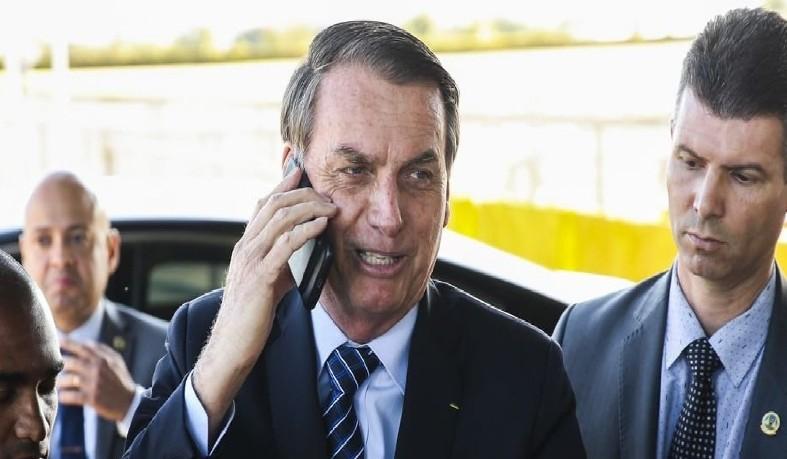 Na semana passada, Bolsonaro e o ministro do Meio Ambiente, Ricardo Salles, questionaram dados identificados no sistema Deter e divulgados pelo Inpe