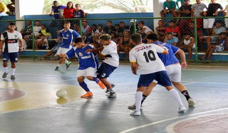 Campeonato de Futsal do Coró 2019