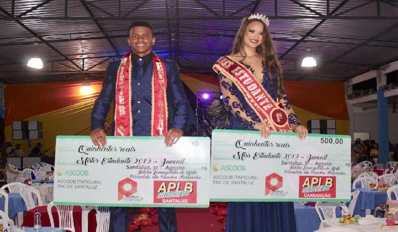 Miss e Mister Estudante 2019 de Santaluz