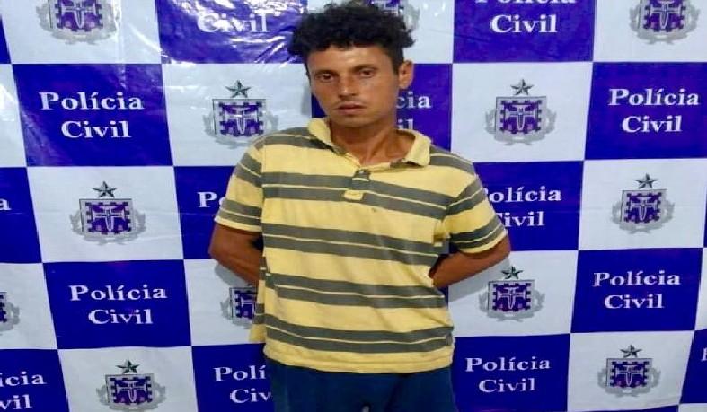 Homem foi preso na madrugada desta quarta-feira (12)