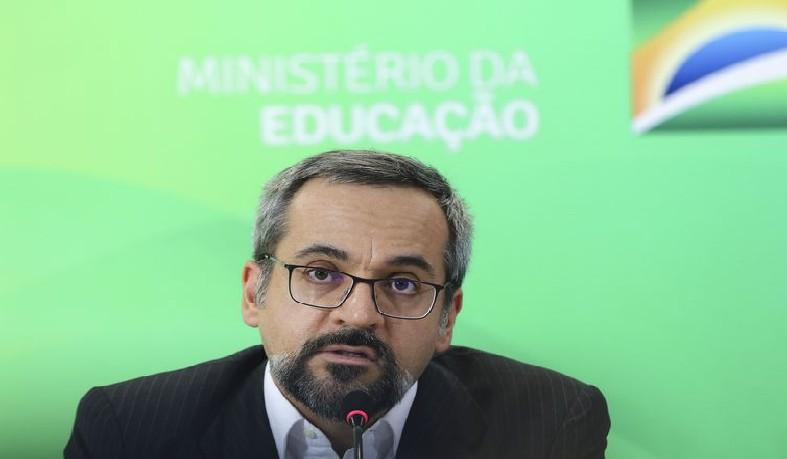 Abraham Weintraub disse que a preocupação do MEC será selecionar os melhores alunos para ocupar vagas no ensino superior