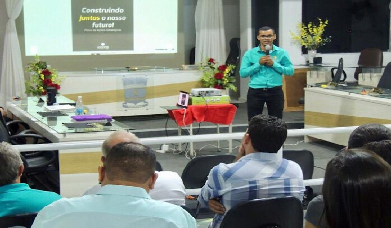 Diretor Presidente da Ascoob Itapicuru, Silvio Soares da Silva