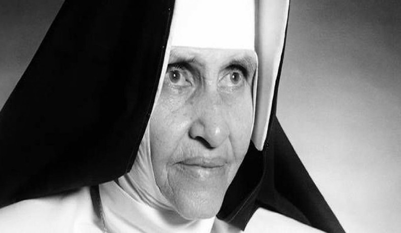 A partir de agora, ela passa a ser conhecida como Santa Dulce dos Pobres