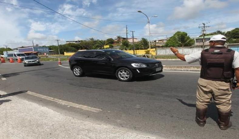 Operação de fim de ano terá cerca de 400 PMs nas rodovias estaduais baianas