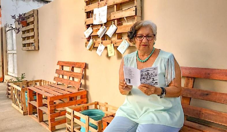 Idealizadora do 'Ler Mais', Marlene Araújo