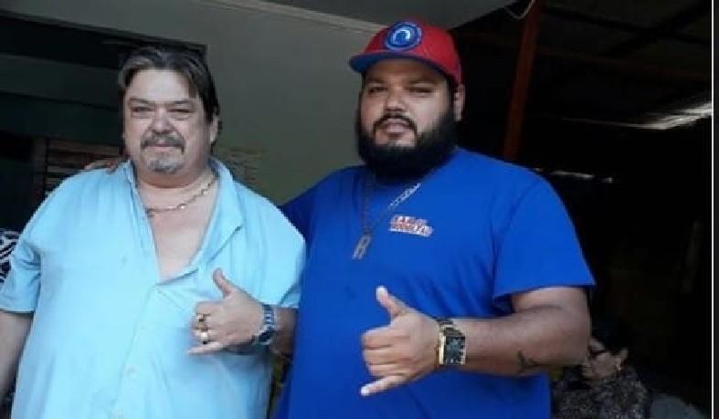 Gilmar Engel, 56 anos, e o filho Rodolfo, 32, morreram na madrugada desta terça-feira vítimas do coronavírus