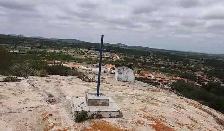 Povoado de Serra Branca, Santaluz (BA)