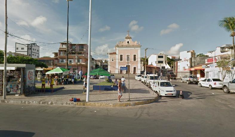 Praça Caymmi