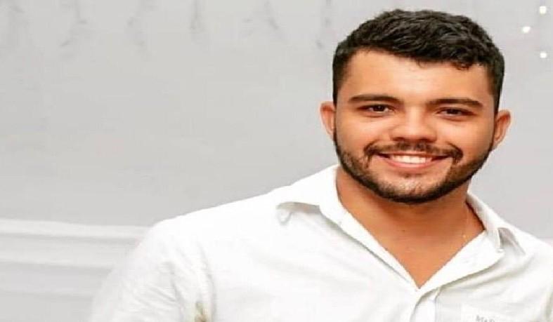 Vitor David de Oliveira Araujo tinha 25 anos e era natural de Valente