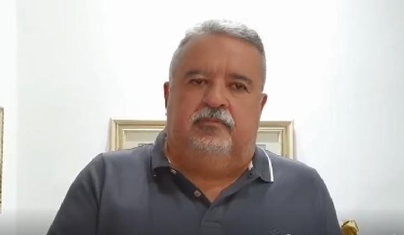 André Andrade (PT) que está em campanha de reeleição foi denunciado por promover eventos com aglomerações