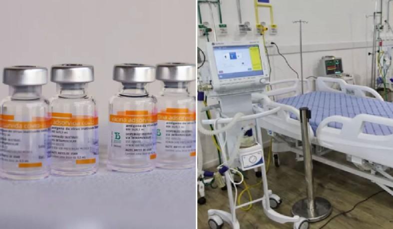 Com mais de R$ 1,8 bi gastos em 2020 com montagem de leitos de UTI, governo da BA poderia ter comprado vacinas para toda população