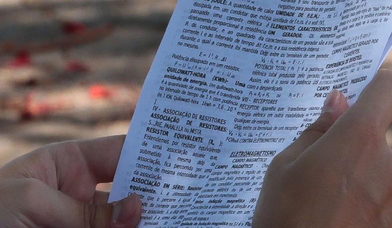 As notas poderão ser utilizadas no programa de acesso ao ensino superior, o Sisu, utilizado por universidades públicas, entre os dias 6 e 9 de abril