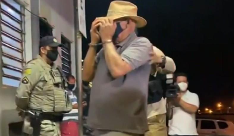 Polícia prende duas pessoas por ajudarem na fuga de Lázaro Barbosa