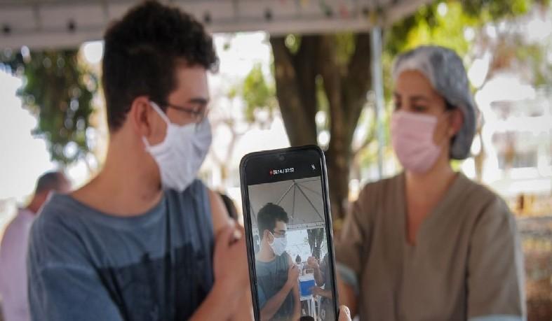 Ministério da Saúde (MS) suspendeu orientação para a vacinação alegando a ocorrência de evento adverso grave