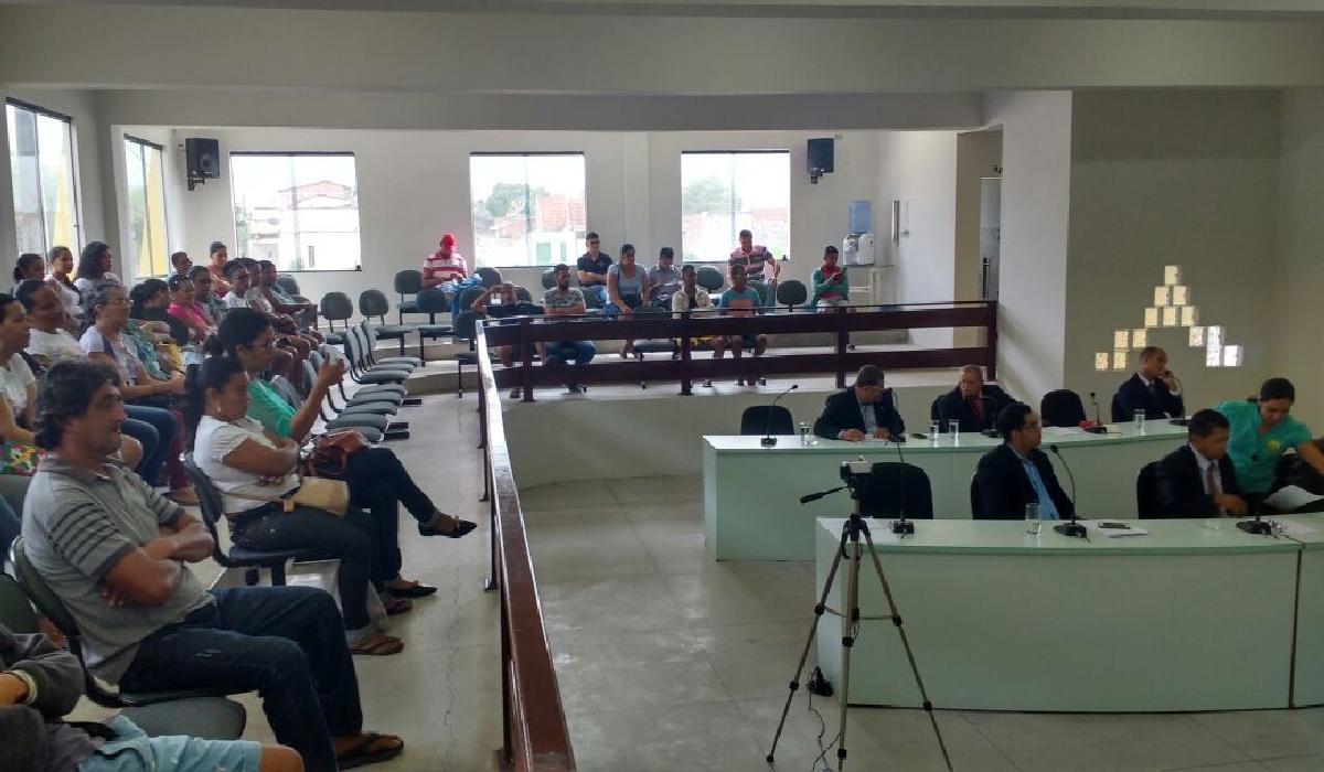 O projeto ainda precisa ser sancionado pela prefeita Quitéria Araújo (PSD).