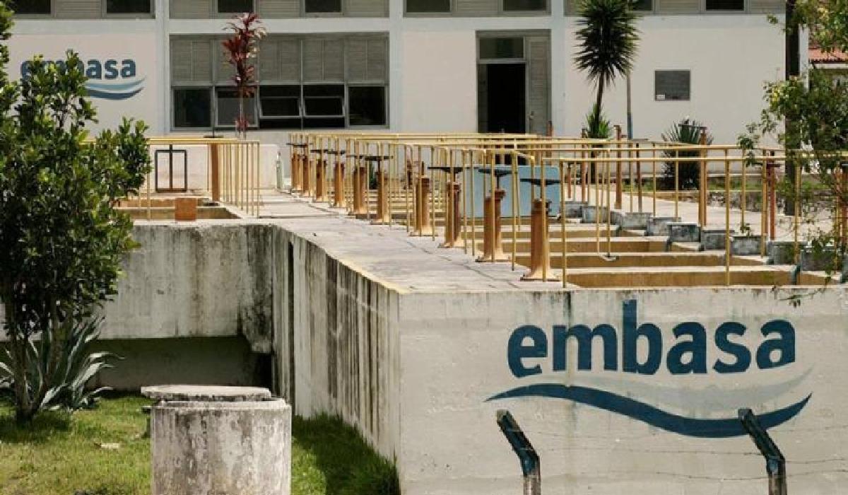Certame da Embasa ofereceu 600 vagas