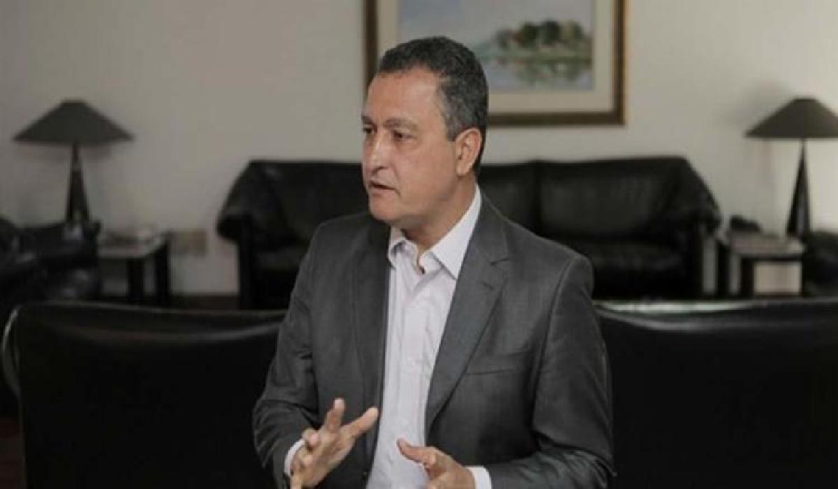Governador da Bahia, Rui Costa.