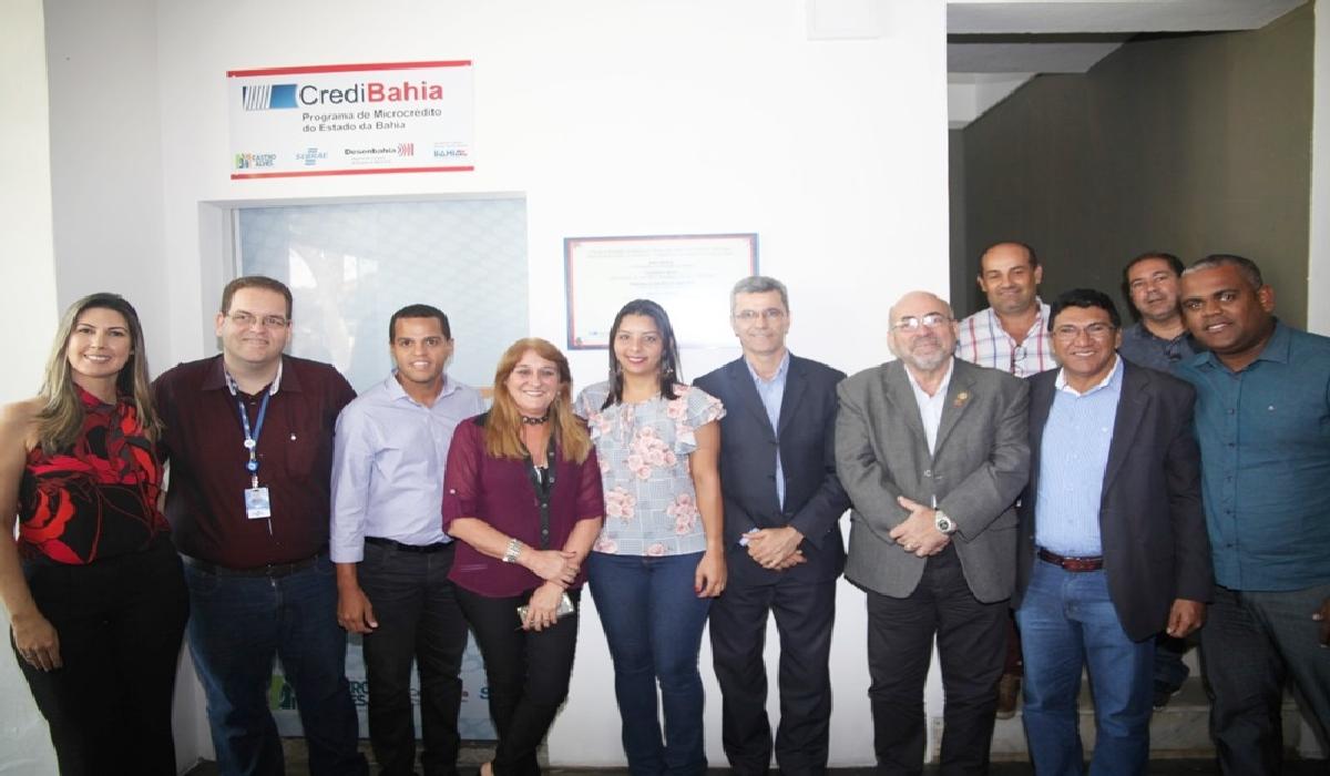 A unidade é resultado da parceria entre a Secretaria do Trabalho, Emprego, Renda e Esporte (Setre) e a Prefeitura do município