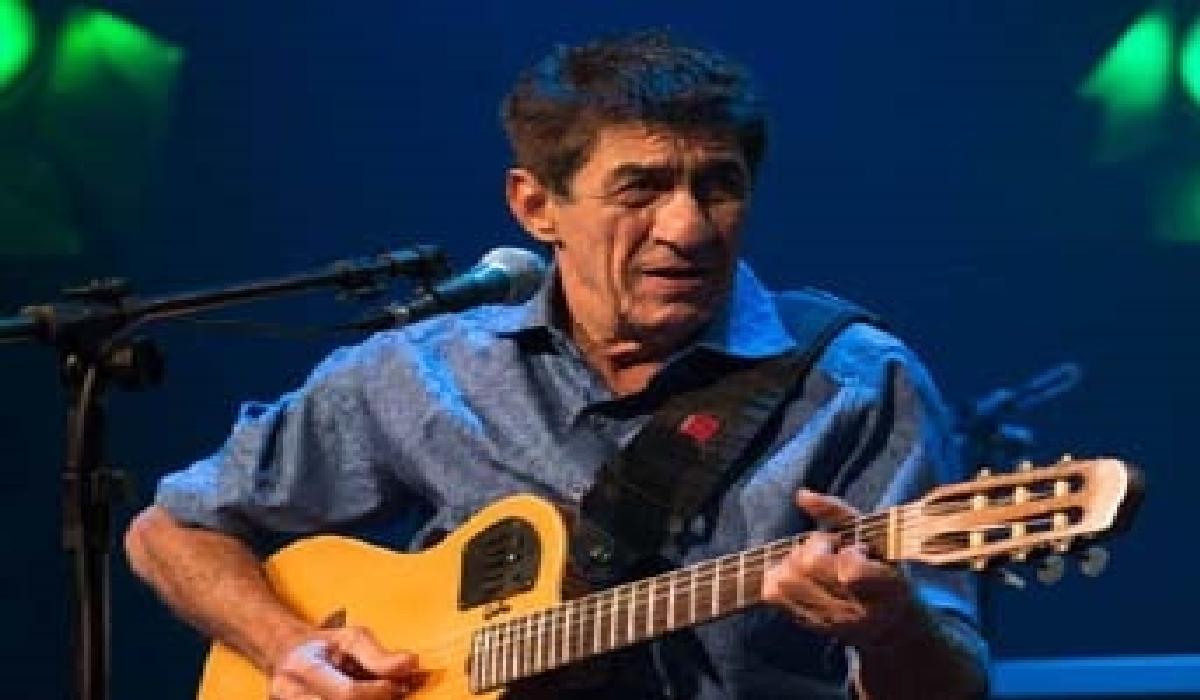 Fagner tem 68 anos e nasceu no interior do Ceará, mas sempre teve afinidade com a Bahia.