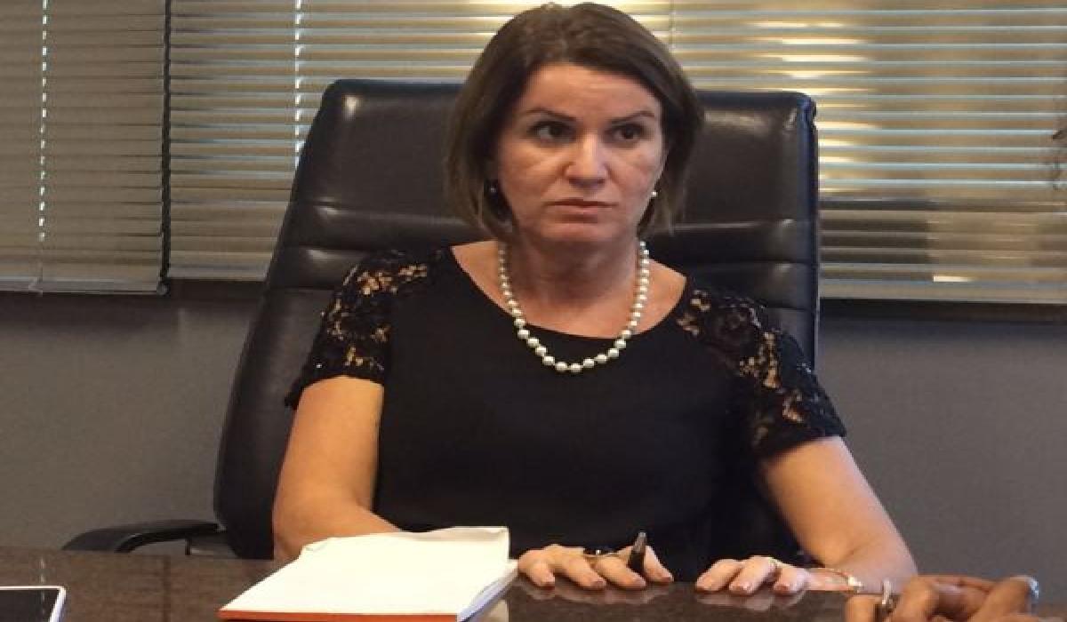 Ediene Lousado, primeira mulher a assumir a chefia do MP-BA: 'Conquista chegou com atraso'