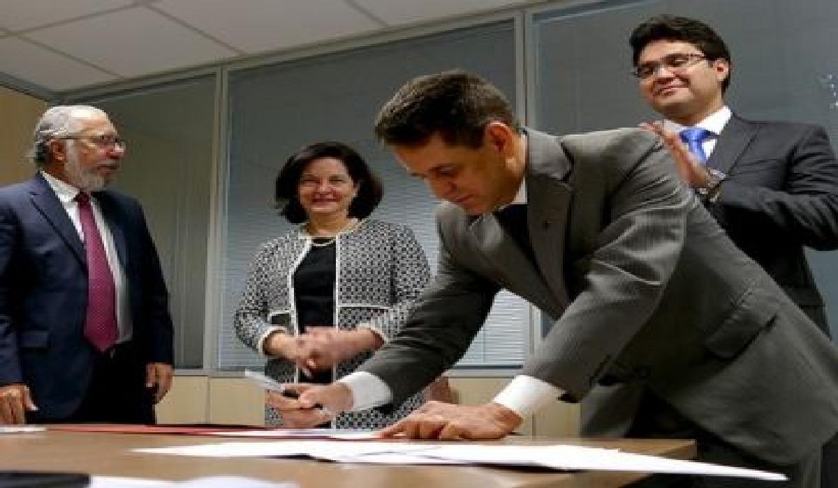 Edson Duarte foi nomeado oficialmente ministro do Meio Ambiente