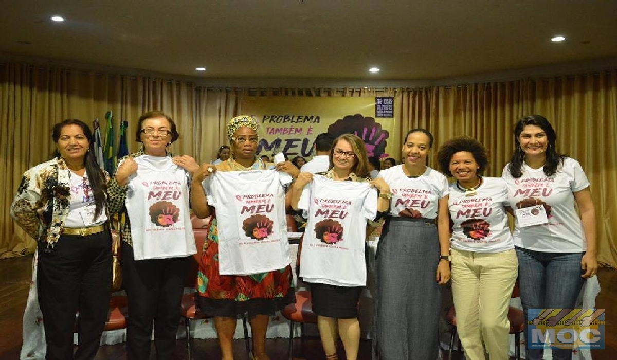 A campanha é uma iniciativa do Movimento de Organização Comunitária – MOC.