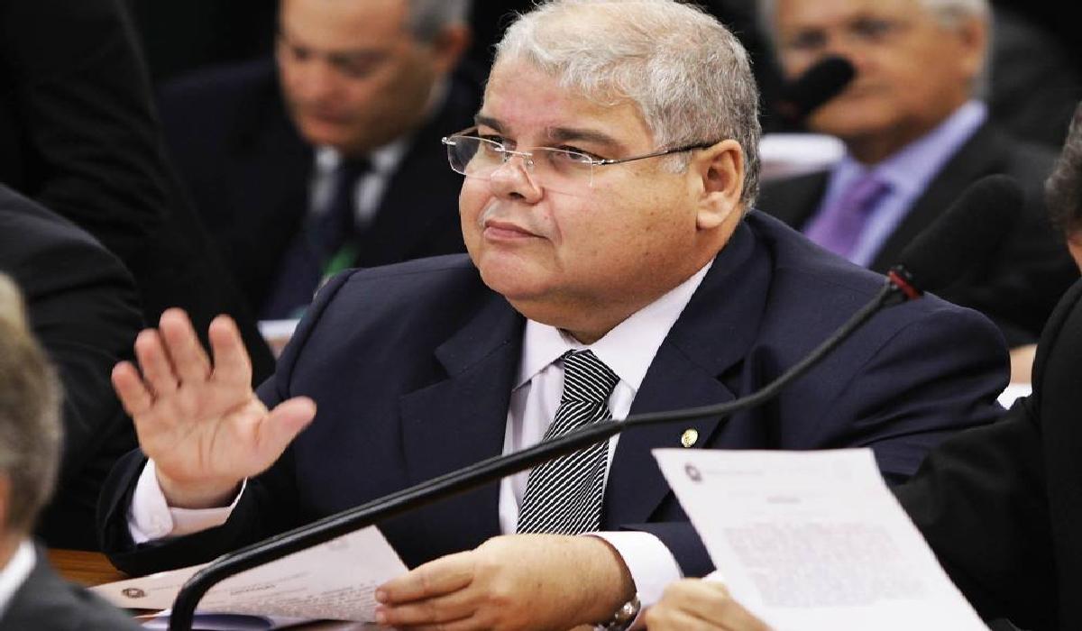 O deputado federal Lúcio Vieira Lima (PMDB-BA)
