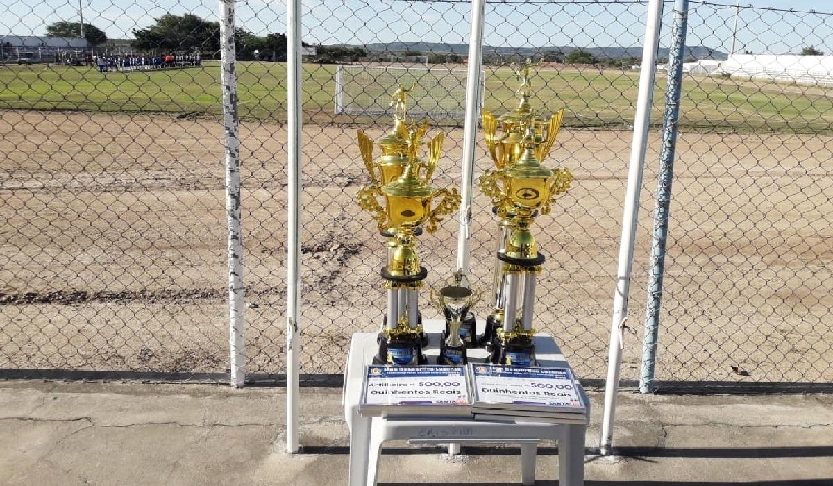 A competição foi um inciativa da Liga Desportiva Luzense, com apoio da Prefeitura.